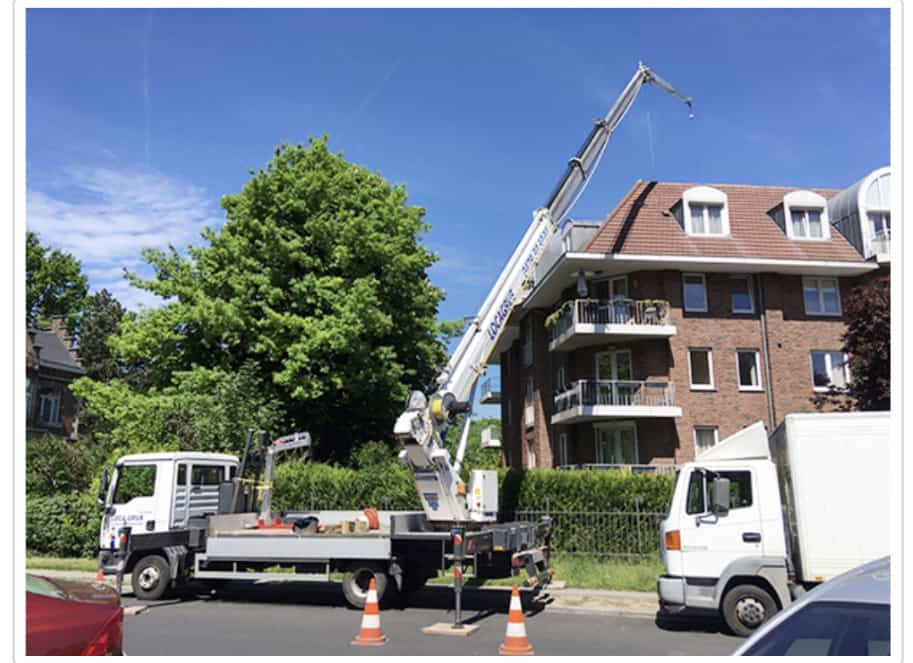 Localift – Location de Grue à Schaerbeek