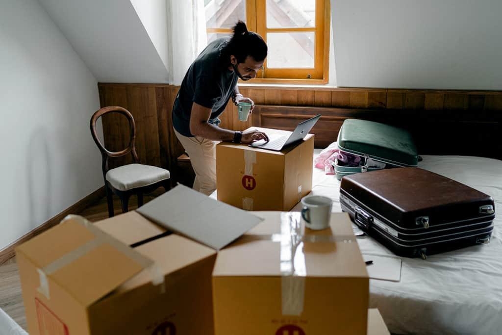 L'importance de l'organisation d'un déménagement